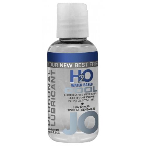 H2O chladivý lubrikačný gél na báze vody (75 ml)