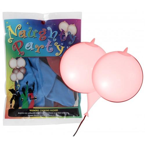 Veľký balón (prsia)
