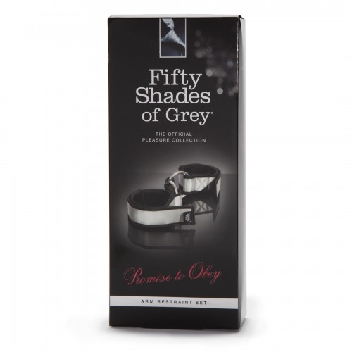 FIFTY SHADES OF GREY - ARM RESTRAINTS