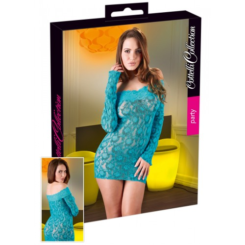 Dress turquoise S/M