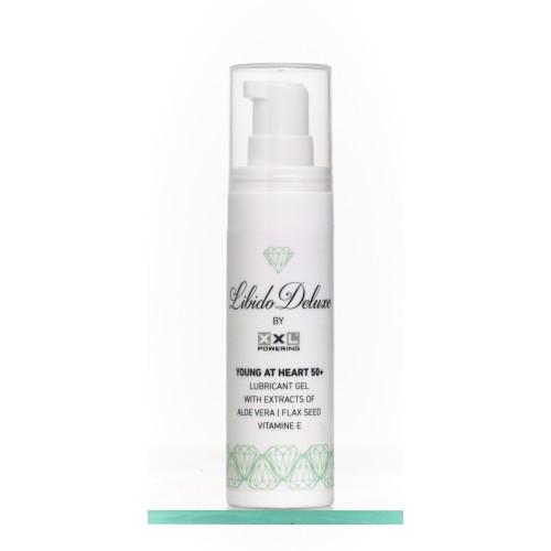 Libido deluxe  lubricant gel - 50+