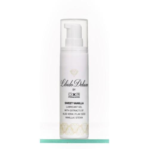 Libido deluxe lubricant gel - sweet vanilla