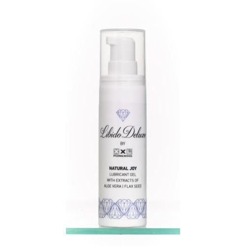Libido deluxe lubricant gel - natural