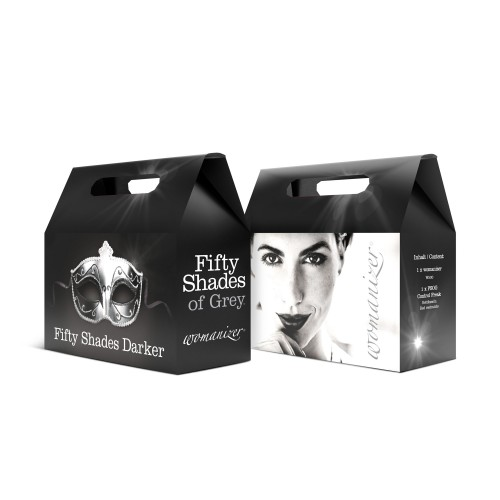 FSOG + womanizer Pro Package
