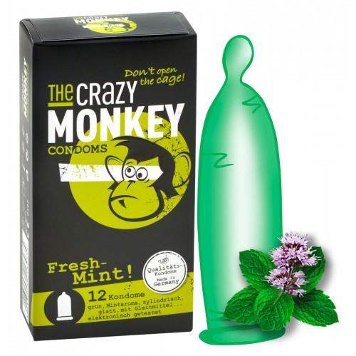 Crazy Monkey Fresh-Mint!
