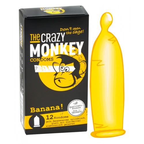 Crazy Monkey Banana