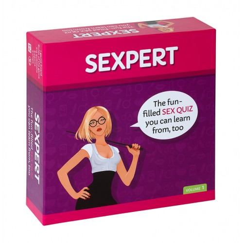 SEXPERT board game