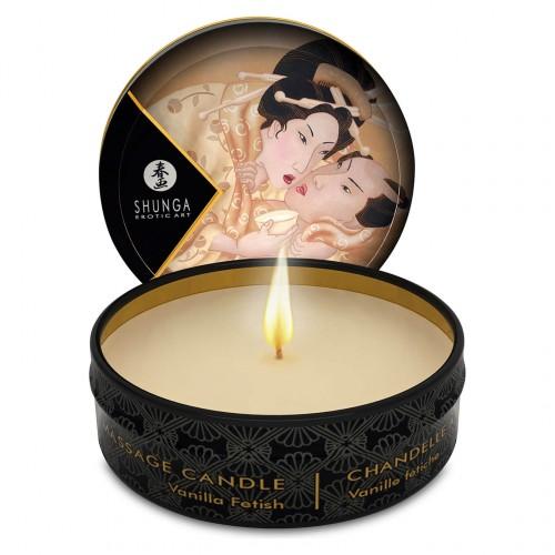Shunga - Massage Candle Vanilla Fetish 30 ml
