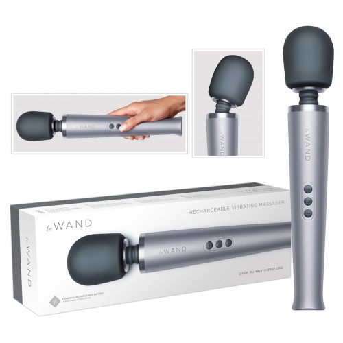 Massage Wand (silver)