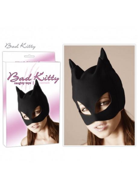 Bad Kitty - mačacia maska