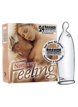 Kondómy Prirodzený pocit (24 ks)