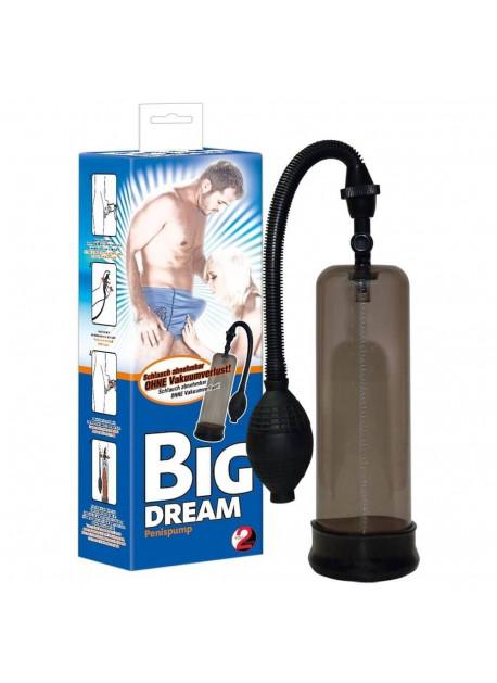 Obrovský sen - pumpa na penis