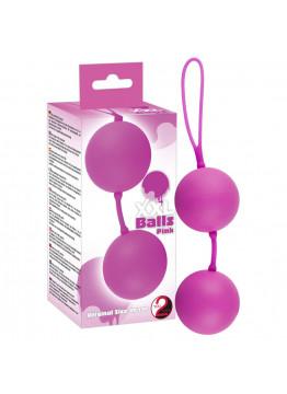 XXL Balls - obrovské gejša guličky pink
