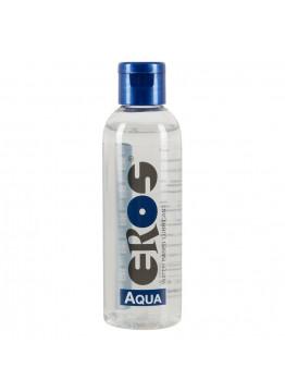 EROS Aqua - lubrikant na báze vody vo flakóne (100 ml)