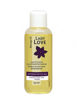 Lady Love - afrodiziakum masážny olej 150ml