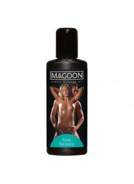 Ľúbostná fantázia - masážny olej 100 ml