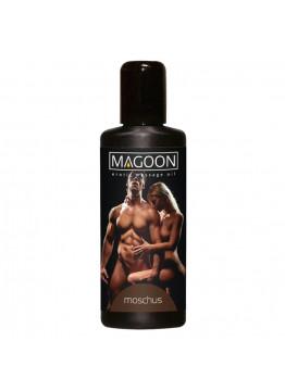 Magoon Moschus pižmový masážny olej 50 ml