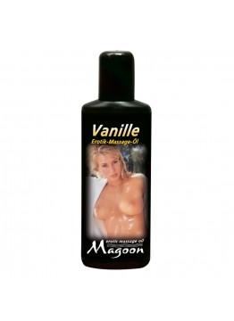 Vanilkový masážny olej - 100 ml