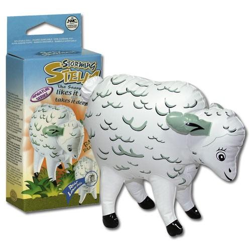Mini ovečka - erotické domáce zviera