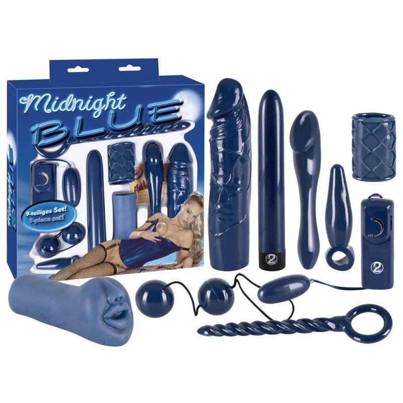 Sada Midnight Blue