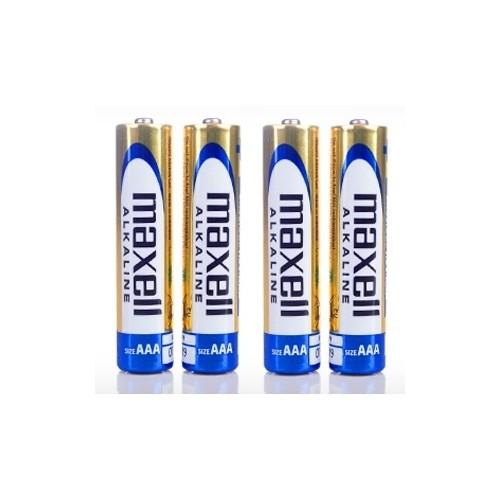 Alkalické mikro batérie (4 ks)
