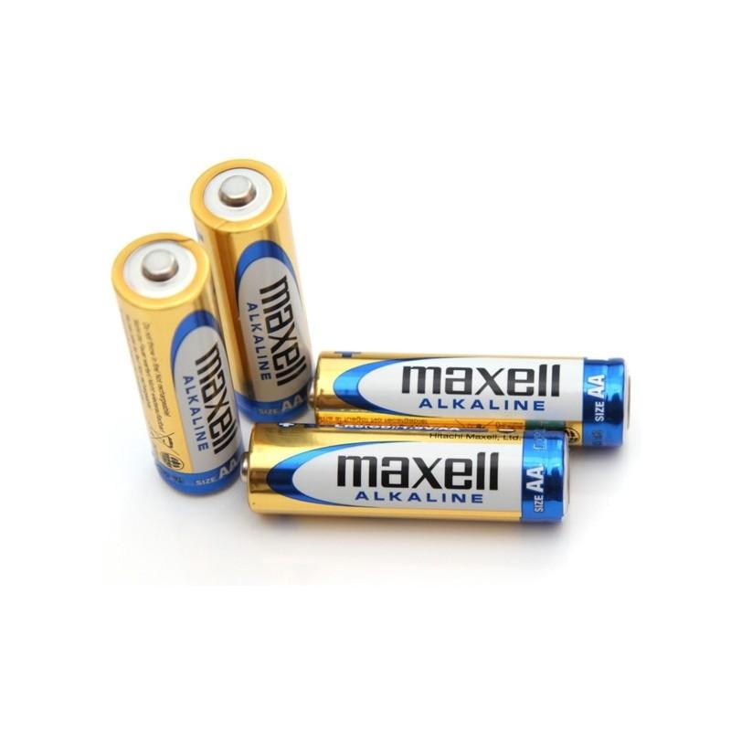 Alkalické ceruzkové batérie (4 ks)