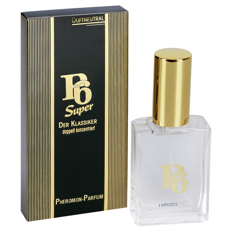 P6 super, bez vône 25 ml