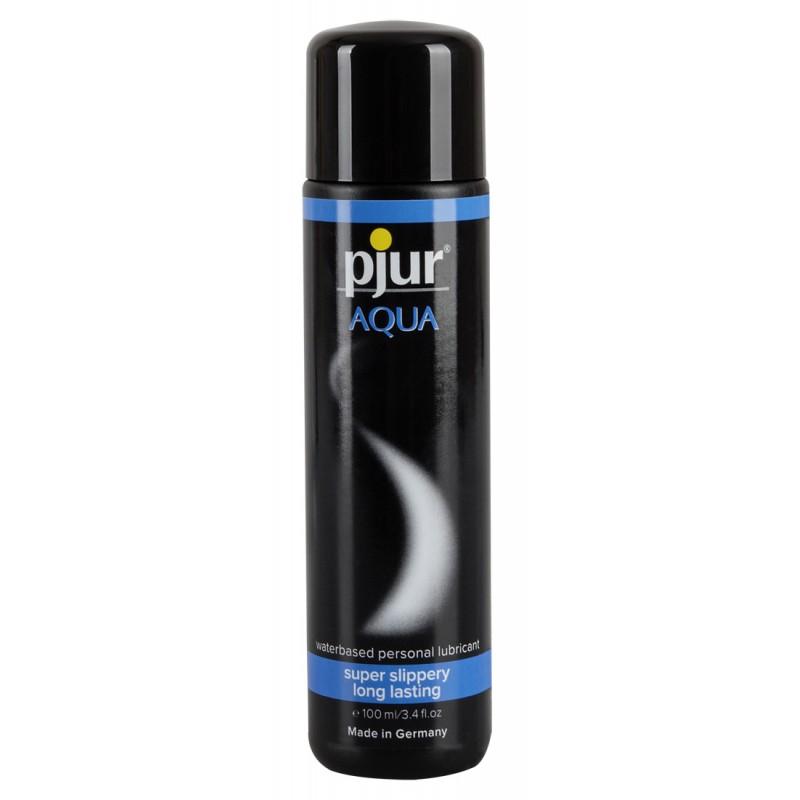 pjur Aqua lubrikačný gél 100 ml