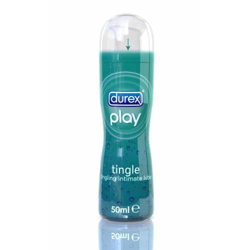 Durex Play Tingle (mentol) lubrikačný gél - 50 ml