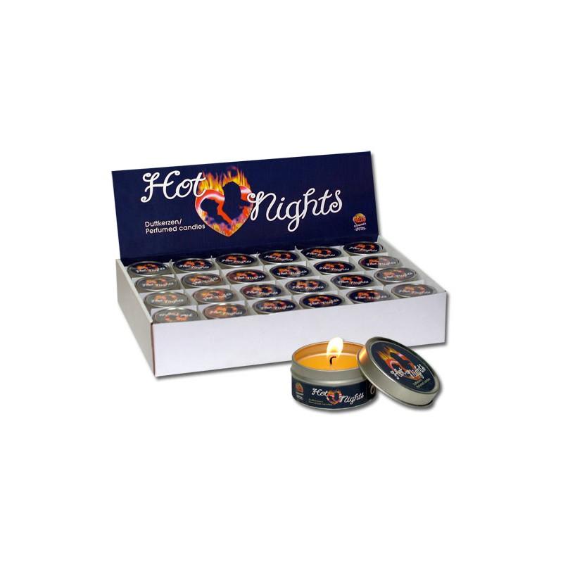 Sexi vonná sviečka (48 ks)