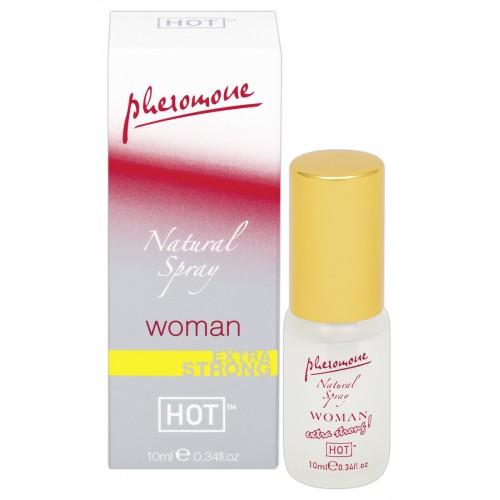 HOT extra silný parfém  s obsahom feromonov - dámsky