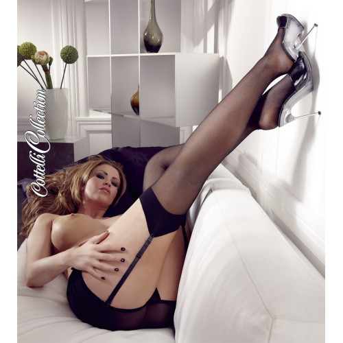 Stockings black big
