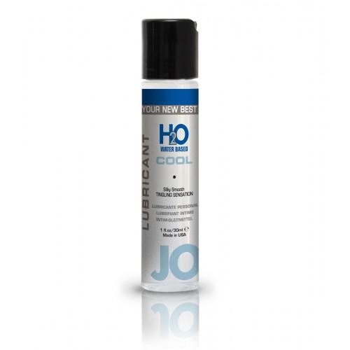 H2O chladivý lubrikačný gél na báze vody (30 ml)