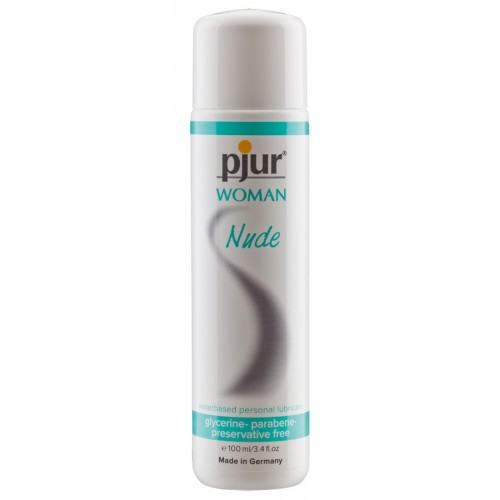 pjur Woman Nude - lubrikant na citlivú pokožku (100 ml)