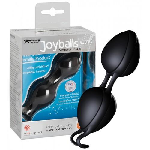 Tajné guličky rozkoše - čierne (Joyballs)