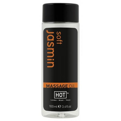 HOT masážny olej - jemný jazmínový (100 ml)
