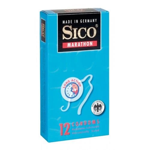 SICO Marathon - kondóm odďaľujúci vyvrcholenie (12 ks)